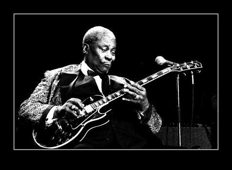 "80 Jahre ""Blues Boy"" King"
