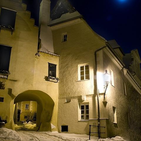 Krems bei Nacht #2