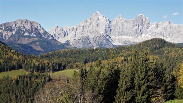 Dachstein im Herbst