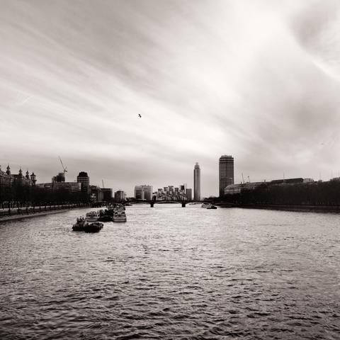 London Sundown