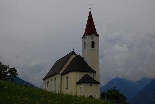 eine Pfarrkirche....