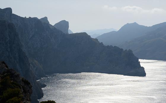 Bei Cap Formentor