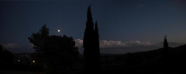 Maremma zur blauen Stunde