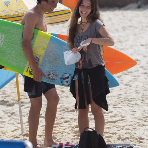 Surf and Flirt