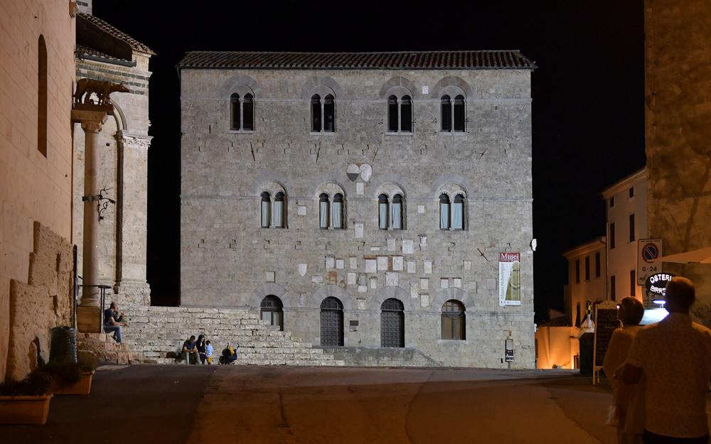 Archeologisches Museum in Massa Marittima