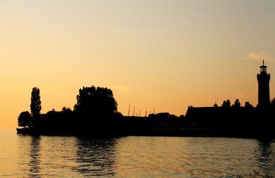 Teilbereich der Lindauer Insel