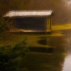 Idylische Fischerhütte