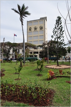 Kuba, La Habana, Plaza 13 de Marzo