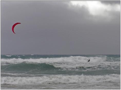 Kuba, Kite-surfen