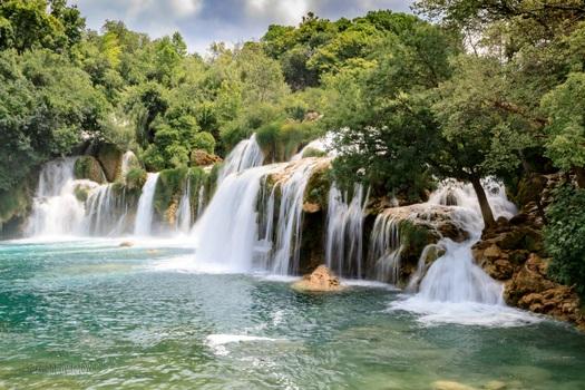Kroatien - Nationalpark Krka