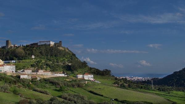 Burg von Palmela...