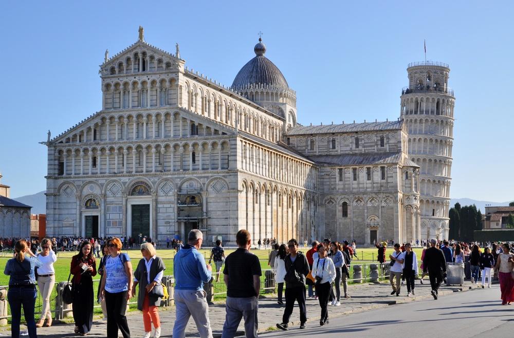 Pisa / Toskana / Italien (2)