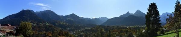 Vom Kehlstein bis zum Watzmann (Berchtesgaden)