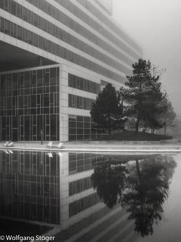 Nebel im Viertel Zwei