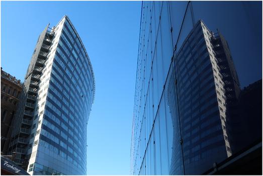 Manhattan in Wien