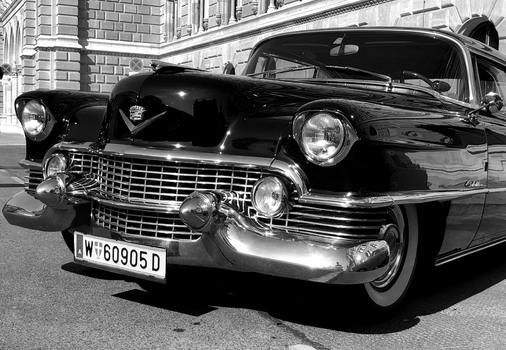 Cadillac Coupe de Ville 1954