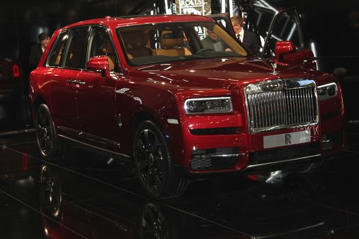 SUV-Luxus pur