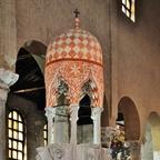 Kanzel der Chiesa Sant'Eufemia / Grado