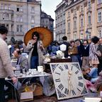 Flohmarkt 1975 - 2