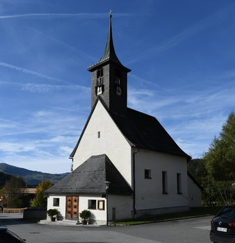 Pfarrkirche Hinterthal