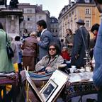 Flohmarkt 1975 - 1