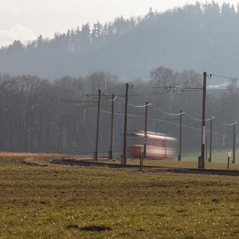 Lokalbahn Vöcklamarkt - Attersee bei Kogl