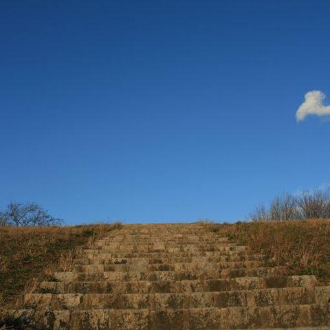 Stufen in den Himmel