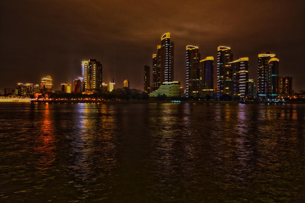 Skyline von Guangzhou