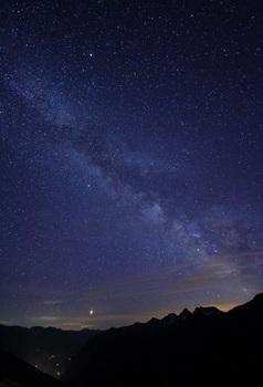 Galaktisches Zentrum.....