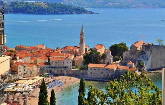 Budva / Montenegro Sept. 2016