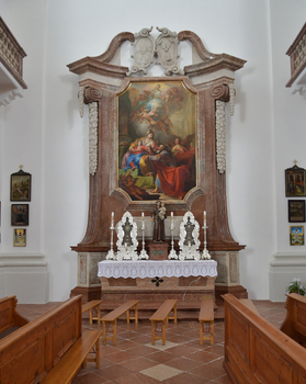 Linken Seitenaltar (Maria Kirchental)