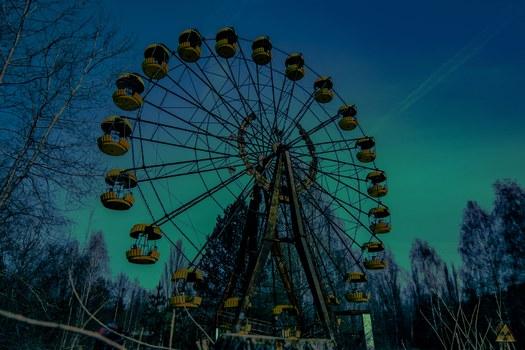 Prypjat amusement park