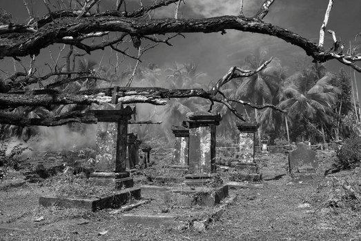 Friedhof auf La Dique