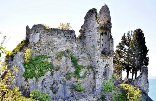 Duino - Ruine der alten Burg / Italien
