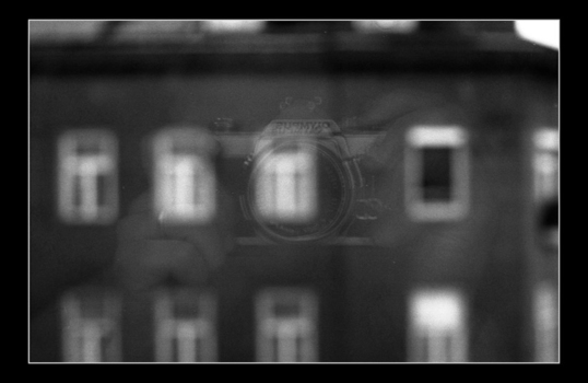 """Die """"Spiegel-Reflex-Kamera"""""""