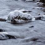 Schwebendes Eis