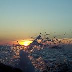 Der etwas andere Sonnenuntergang