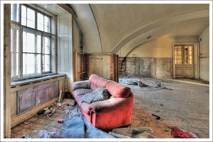 geräumiges Zimmer mit Aussicht auf mehr