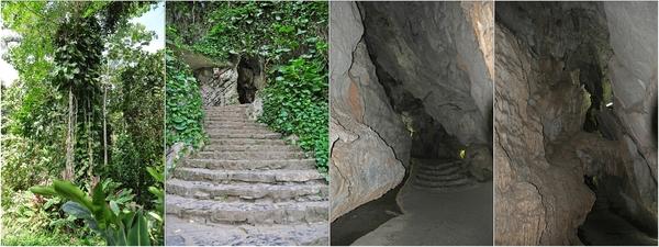 Kuba, Valle de Viñales, Cueva del Indio
