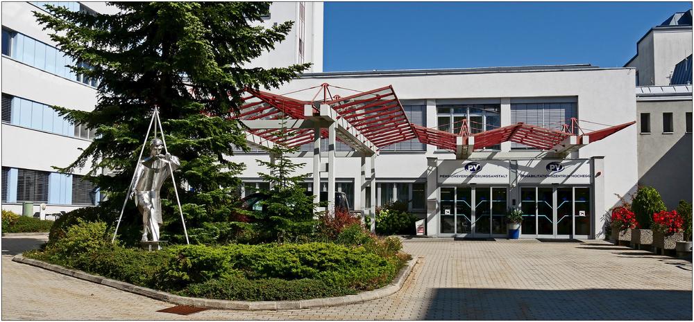 Rehabilitationszentrum Hochegg