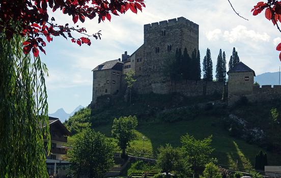 Burg Laudegg....