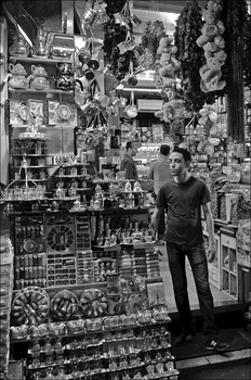 Istanbul, Ägyptischer Basar