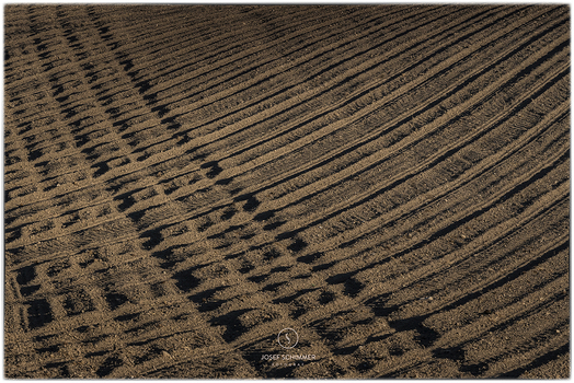 Kreativität hinterlässt Spuren , auch in der Landwirtschaft!
