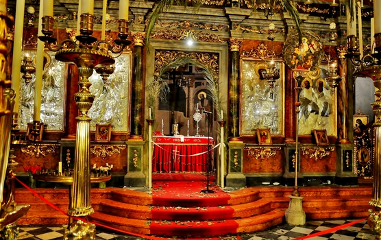 Chiesa San Nicolò dei Greci / Triest