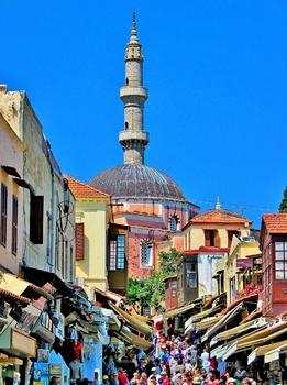 Süleyman-Pascha-Moschee / Rhodos