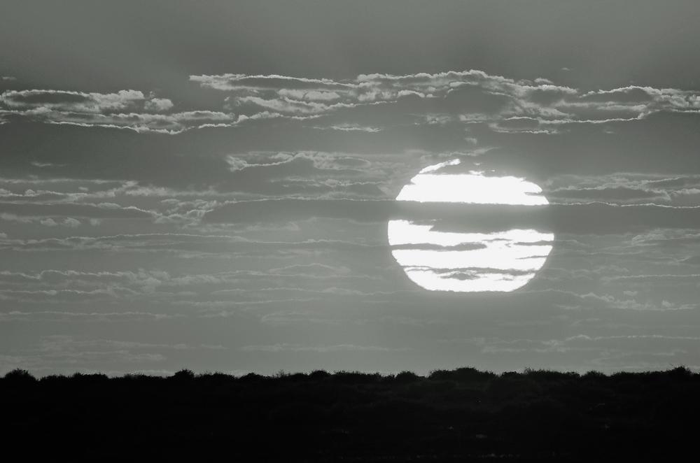 Sonnenaufgang in SW
