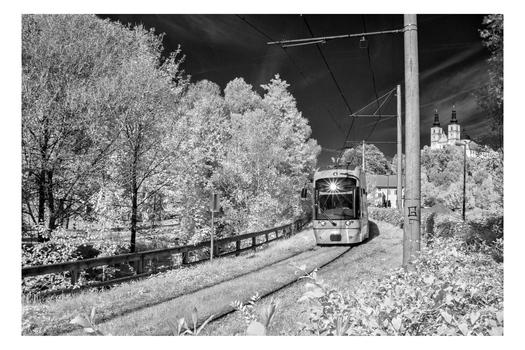 Linie 1 in Mariatrost