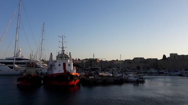 Rhodos Hafen 1