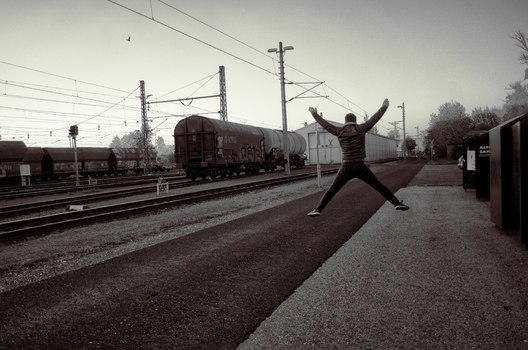 Industrial Jump