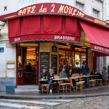 CAFE des 2 MOULINS
